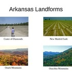 Arkansas Landforms