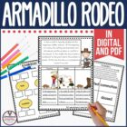 Armadillo Rodeo by Jan Brett Guided Reading Unit Texas Cowboys