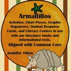Armadillos Literacy Unit-Activities and Materials-Common Core