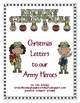 Army Christmas Friendly Letters