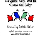 Around the World: France and Italy Thematic Unit