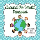 Around the World Passport (and more!)