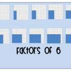 Arrays Clipart for Multiplication