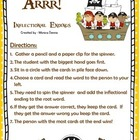 Arrr! Inflectional Endings