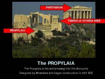 Art History: Know Your Acropolis!