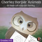 Art Lesson: Charley Harper Animals