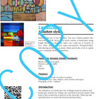 Art Lesson Ton Schulten Landscape with BONUS QR Code to dr