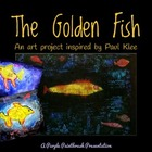Art Lesson for Kids: Golden Fish Art Activity Inspired by