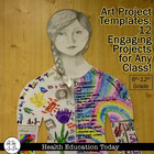 My Favorite Art Projects: 12 Engaging, Editable Art Projec
