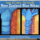 Art Unit Blue Nikau