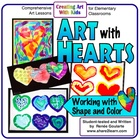 Art With Hearts