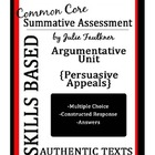 Art of Persuasion Skills-Based Unit Test - EOC Practice