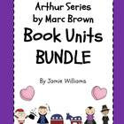 Arthur book units bundle