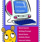 Arthur's Computer Disaster / Computer Writing Prompt / Int