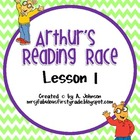 Arthur's Reading Race Supplementals for Storytown 2nd Grad
