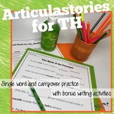 ArticulaStory for TH articulation therapy