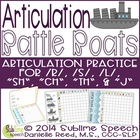 Articulation Battle Boats