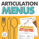 Articulation Menus