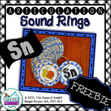 Articulation Sound Rings: Sn {FREEBIE}