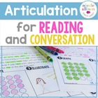 Articulation for Reading and Conversation Speech Therapy I