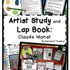 Artist Study Lap Book: Claude Monet