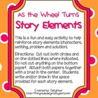 As the Wheel Turns: Story Elements