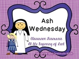 Ash Wednesday Resources