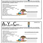 Ask Your Child - mini newsletter