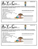 Newsletter (A Mini form for parents.) - Ask Your Child