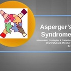 Asperger's Syndrome Presentation Powerpoint