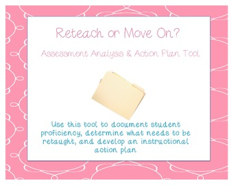 Assessment Analysis and Action Plan Tool