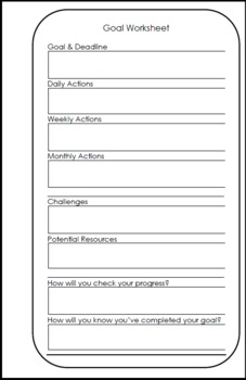 Assignment Planner Pages