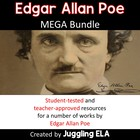 Assorted Handouts and Activities for Edgar Allan Poe's Literature