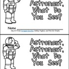 Astronaut, Astronaut, What Do You See Emergent Reader for