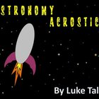 Astronomy Acrostic Poems