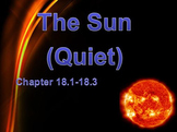 Astronomy: The Sun (Quiet)