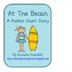 At the Beach Pocket Chart