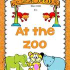 At the Zoo: Grades K-1