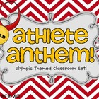 Athlete Anthem! {Olympic Themed Classroom Set!}