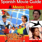 Atletico San Pancho Spanish Movie Packet with Mexico Unit
