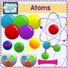 Atoms and Molecules clipart
