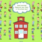 Attendance 2 September Interactive Smartboard Files