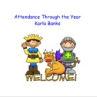 Attendance Through the Year