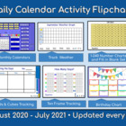 August 2012 - July 2013 Activboard Calendars and More