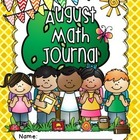 August Math Journal