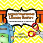 August/September Literacy Centers {Common Core Aligned for