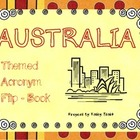 Australia Flip-book