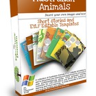 Australian Animals Short Stories and Printable Extension A