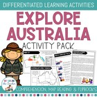 Let's learn about Australia!
