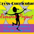 Authentic Cross-Curricular Research Unit--Differentiated,